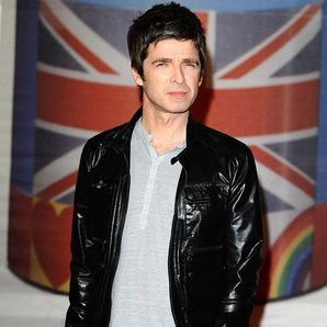 Noel Gallagher  at the BRIT Awards 2012
