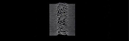 Joy Division - Unknown Pleasures album covers