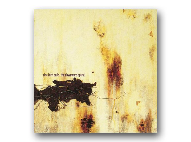 Nine Inch Nails - The Downward Spiral album cover