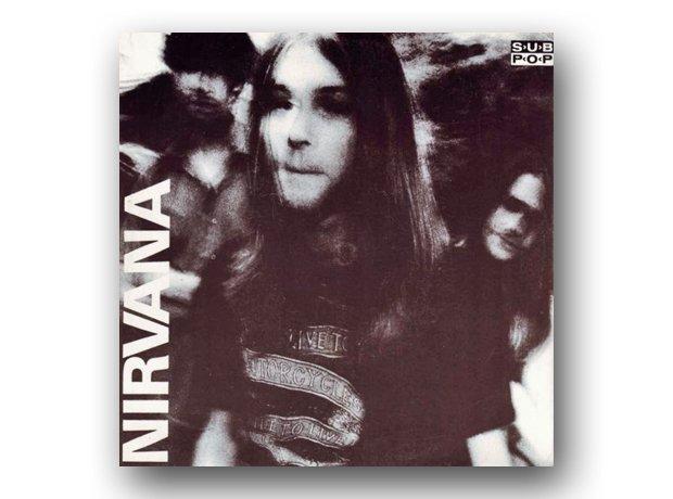 Nirvana - Love Buzz album cover
