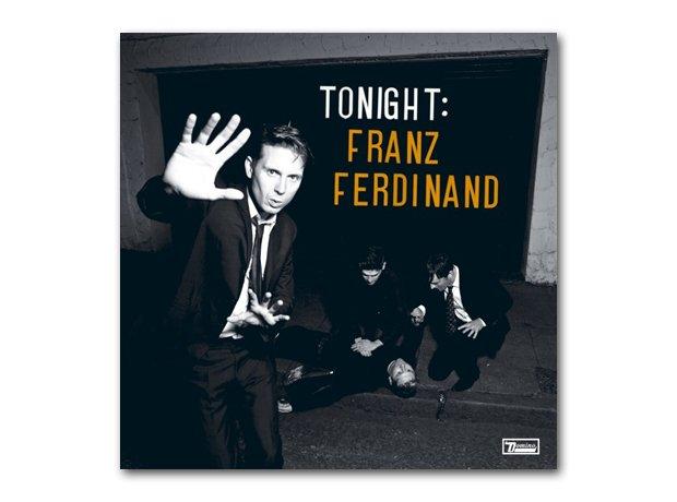 Franz Ferdinand - Tonight album cover
