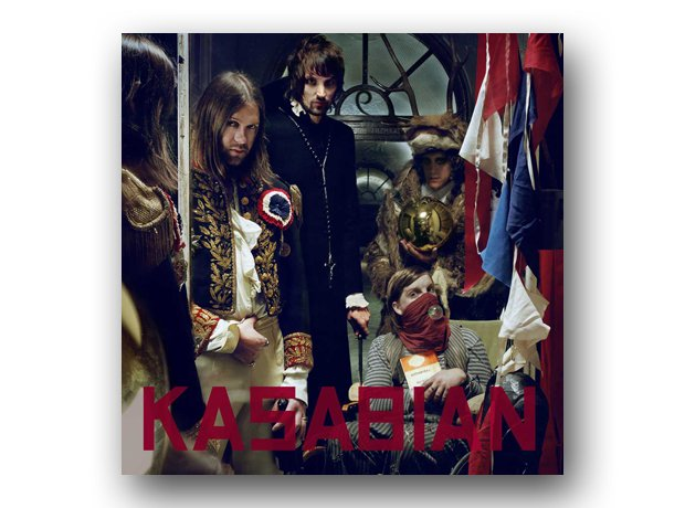 Kasabian - West Ryder Pauper Lunatic Asylum album