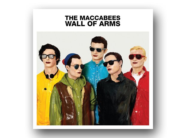 The Maccabees - Wall Of Arms album cover