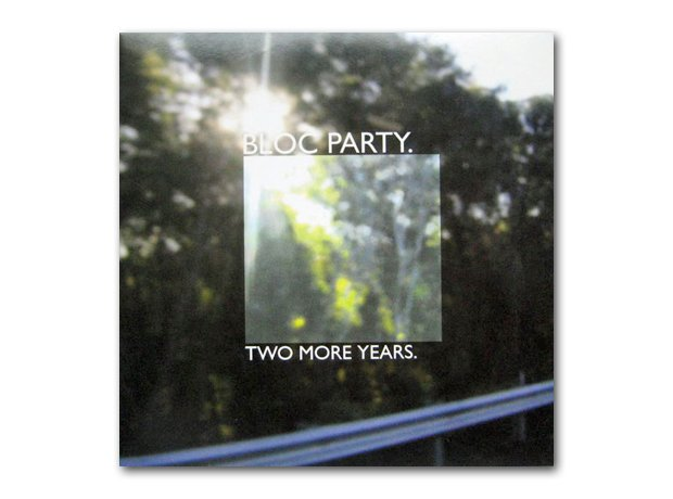 Bloc Party - Two More Years album cover
