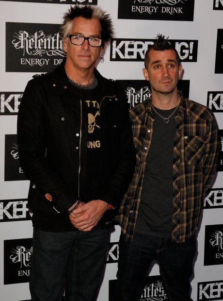 The Offspring worse dressed rock stars