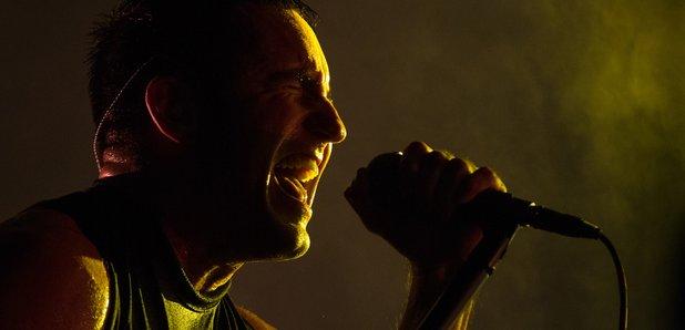 Nine Inch Nails Trent Reznor 2013