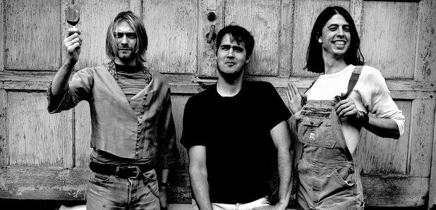 Nirvana by Anton Corbijn 1993