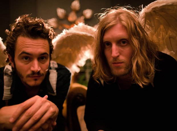 Tom Smith and Andy Burrows