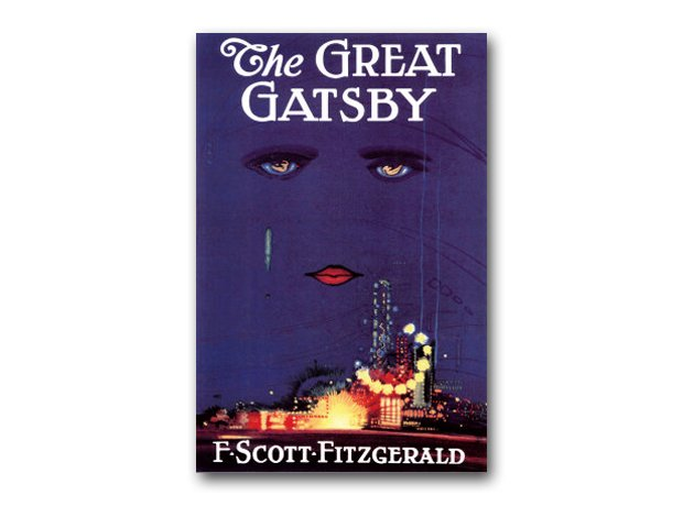 A reading report on the great gatsby by f scott fitzgerald