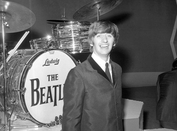 Ringo Starr, The Beatles
