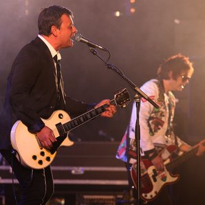 Manic Street Preachers at T In The Park 2014