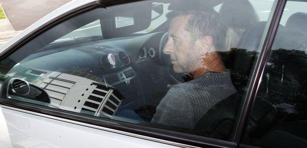 Phil Rudd AC/DC arrest