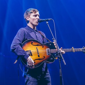 George Ezra XFM Winter Wonderland 2014