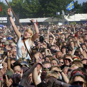 Roskilde festival, Denmark