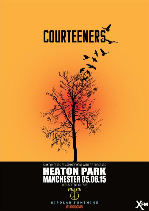Courteeners Heaton Park