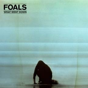 Foals What Went Down album cover