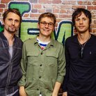 Muse with John Kennedy