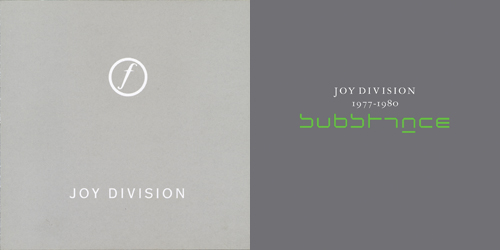 Joy Division albums: Still and Substance