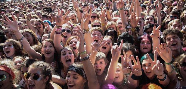 Reading Festival 2015 Friday