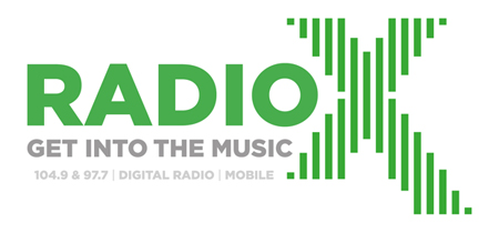 Radio X Logo 450 wide