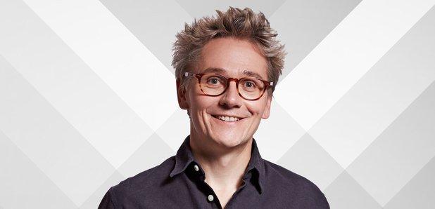 John Kennedy Radio X Presenter Image 2048 with Bac
