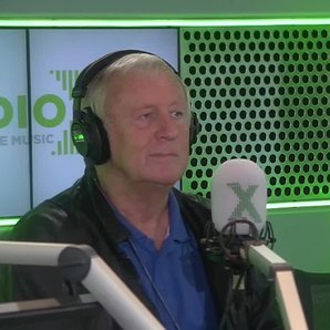 Chris Tarrant on Radio X 1 October 2015