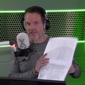 Chris Moyles Show On Radio X (7 October 2015)