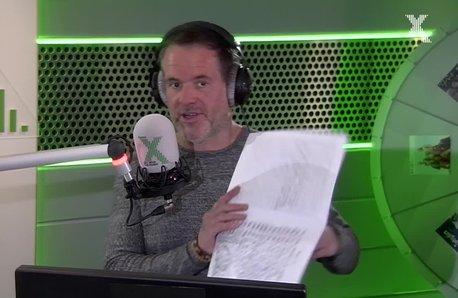 Chris Moyles Show On Radio X (7 October 2015)