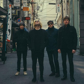 The Charlatans Nov 2015