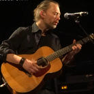 Thom Yorke Pathway Through Paris performance scree