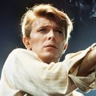 David Bowie on stage 1978