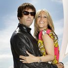 Liam Gallagher and Nicole Appleton 2010
