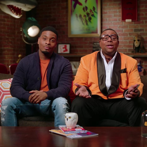 Kenan and Kel in Fandango Ad
