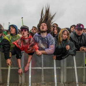 Download Festival 2015 fans crowd