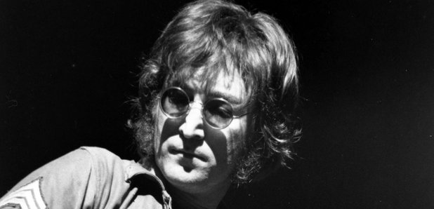 John Lennon Performing at Madison Square Garden 19