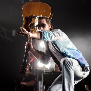 The Last Shadow Puppets Live 2016