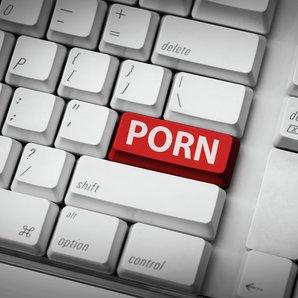 Porn Stock Keyboard Image