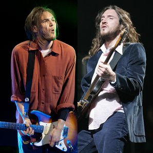 Red Hot Chili Peppers Josh Klinghoffer John Frusci