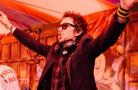 Super Hans DJ Picture Reading & Leeds Website
