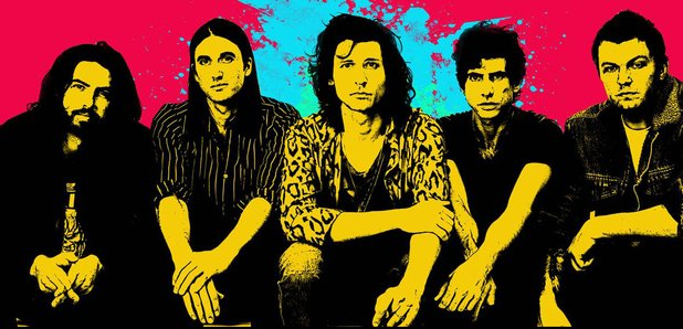 Nick Valensi New band CRX