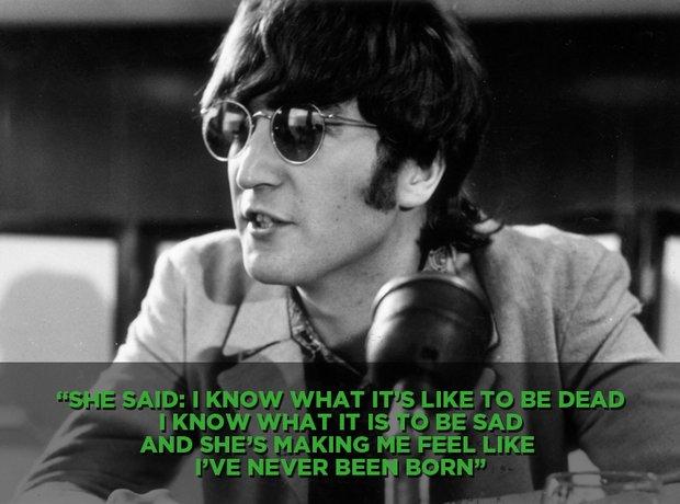 The Beatles - She Said She Said