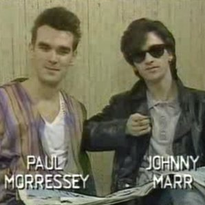 Morrissey and Marr on kids' TV