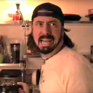 Dave Grohl Fresh Pots