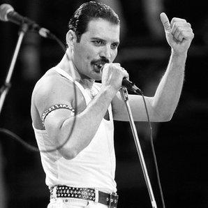 Freddie Mercury Live Aid 1985