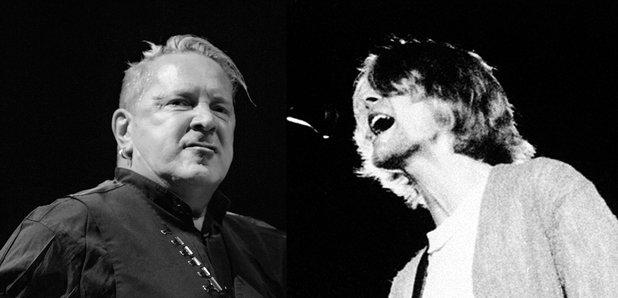 John Lydon Sex Pistols Kurt Cobain Nirvana
