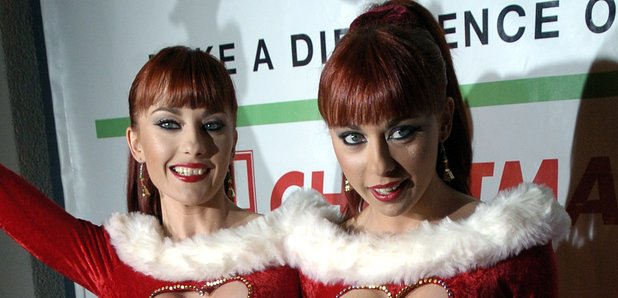The Cheeky Girls At Christmas