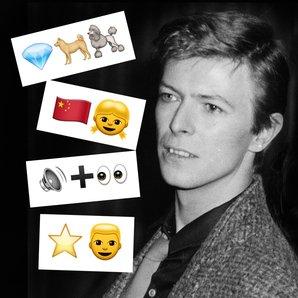 David Bowie Emojis