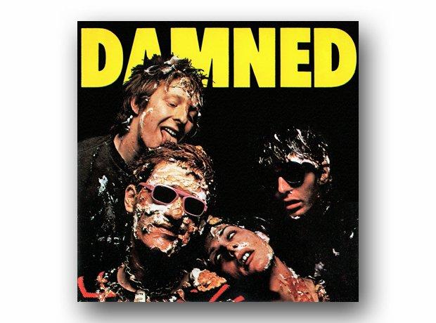 The Damned - Damned Damned Damned