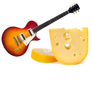 Band or Cheese?