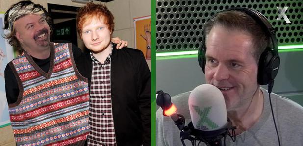 Dom pretends to be Ed Sheeran's friend Chris Moyle